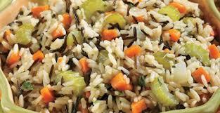 White and Wild Rice Recipe