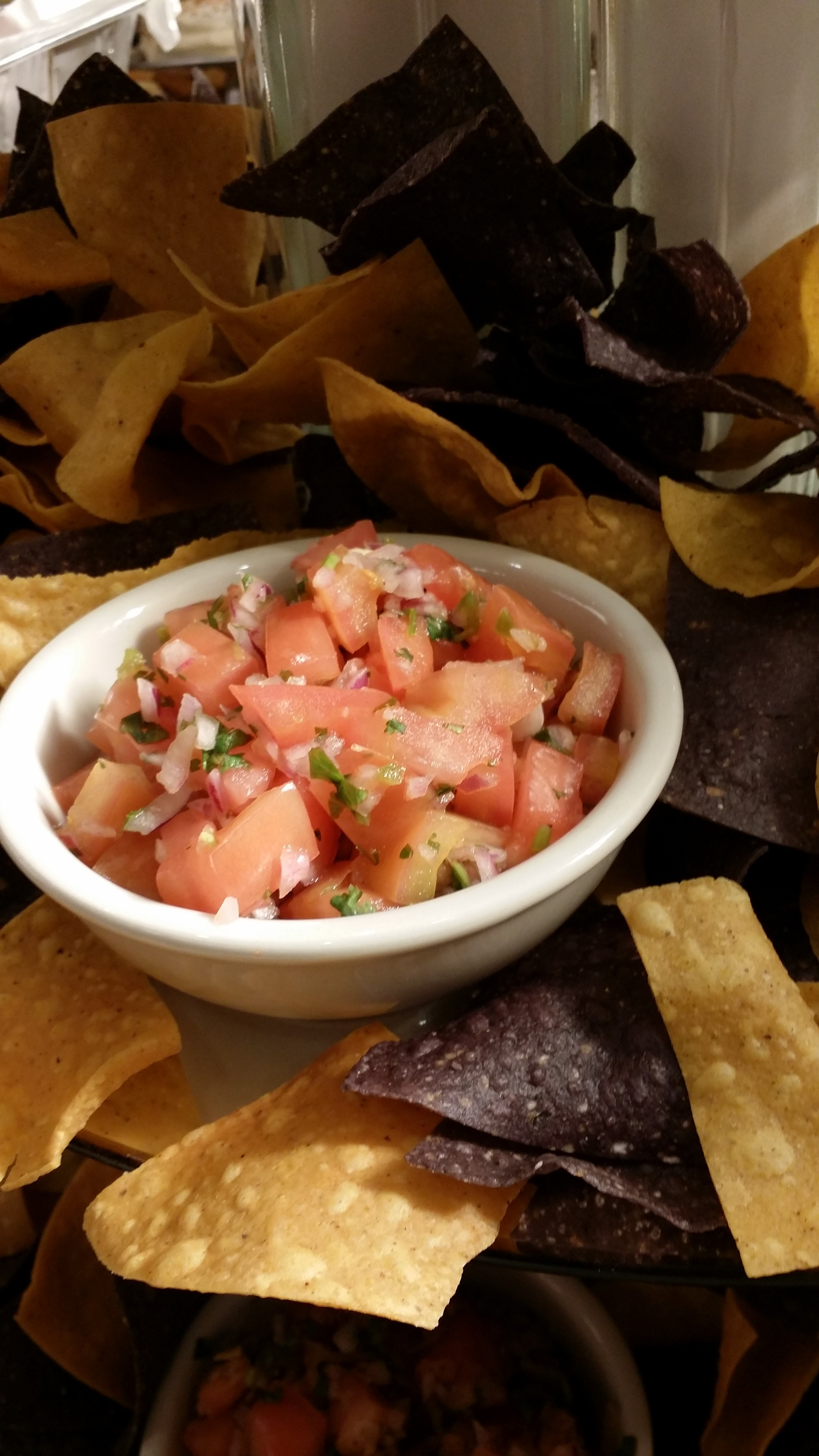 Salsa Recipe- Doe Fund Style