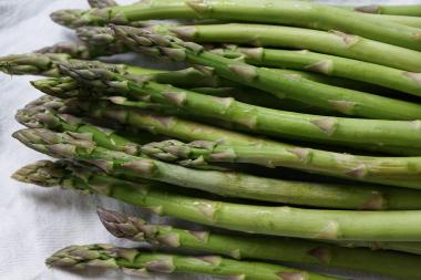 Blog post asparagus picture